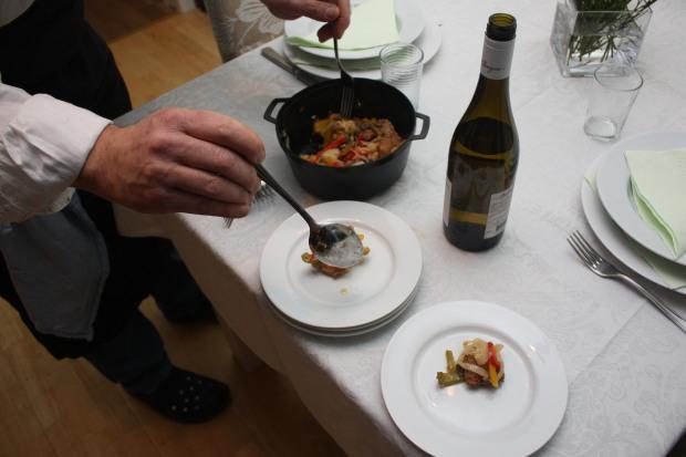 12 neste dag kan du anrette pesce in carpione
