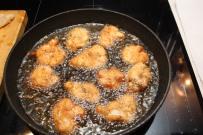 5 stek fisken gylden på begge sider
