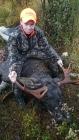 Elg skutt på Aurebekk av 16 år gamle Atle Sørensen