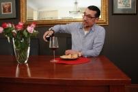 3 Antonio Lopez kan mye om vin og mat i kombinasjon
