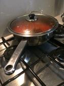 3 la koke under lokk, ellers koker det tørt