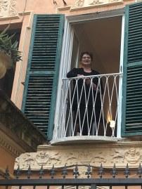 Vi snakker om historisk sus her i Centro Storico, gamlebyen i Terracina