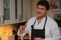 Mat er kultur, mat er lidenskap, sier Marco Pompili
