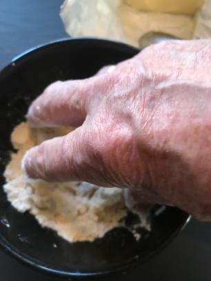 9 fingrene er det beste redskap